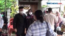 Suasana Haru Saat Pemakaman Korban Pesawat SJ-182
