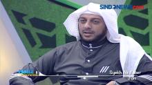 Kisah Perjalanan Sang Ahlul Quran Syekh Ali Jaber