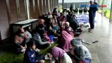 Ratusan Warga Gunung Mas Mengungsi Akibat Diterjang Banjir Bandang