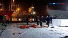 Hari ke 11,324 Kantong Jenazah Korban Sriwijaya Air Berhasil Ditemukan