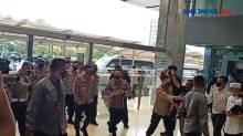 Calon Tunggal Kapolri Listyo Sigit Tiba di Gedung DPR