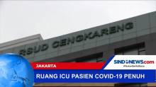 Ruang Isolasi Penuh, Penumpukan Pasien Covid-19 Terjadi di IGD