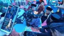 Mengharukan, Korban Gempa Mamuju Menikah di Tenda Darurat