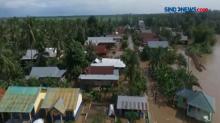 Banjir Kepung Sulawesi Utara dan Selatan