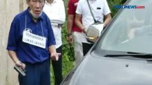 Rekonstruksi Kasus Penembakan Minibus Mewah di Solo