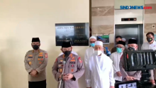 Kunjungi DPP Rabithah Alawiyah, Kapolri Titip Pesan Kamtibmas