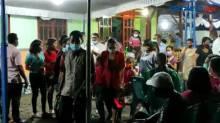 Tim Satgas Covid Sikka, NTT Bubarkan Pesta Pernikahan