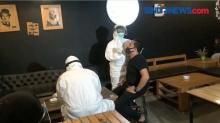 Jam Malam di Sukabumi, Kafe Disisir, Pengunjung Kena Rapid Test Antigen