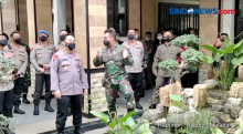 Kapolri Kunjungi KSAD, Pastikan Sinergitas TNI-Polri Semakin Kuat