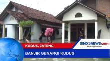 Banjir Kembali Genangi Kudus, Jawa Tengah
