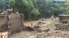 Banjir Bandang di Jombang, Jembatan Putus