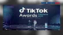 Harapan Besar Menparekraf untuk Tiktok Awards Indonesia 2020