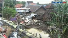 Nenek dan Cucu yang Terseret Banjir Pasuruan Ditemukan Tewas