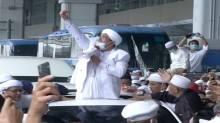 Bareskrim Polri Serahkan Habib Rizieq Shihab ke Kejaksaan