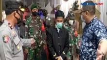 Pesta Pernikahan di Bogor Dibubarkan Satgas Covid-19