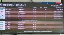 Gunung Raung Erupsi, Bandara Banyuwangi Ditutup Sementara