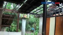 Diterjang Angin Puting Beliung, 47 Rumah Rusak Parah