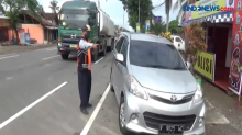 Penyekatan Masuk Yogyakarta, Kendaraan Plat Luar Kota Wajib Tes Antigen