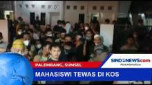 Curigai Kamar Tak Dibuka, Mahasiswi Tewas di Kamar Kos