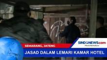 Jasad dalam Lemari Kamar Hotel, Pelaku Pembunuhan Berhasil Ditangkap