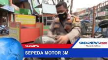 Motor 3M, Dilengkapi Tempat Cuci Tangan dan Bank Masker