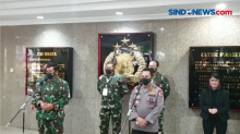 Rapim TNI-Polri Bahas Sinergitas, Covid-19 hingga Pemulihan Ekonomi