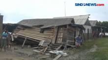 Angin Puting Beliung Hantam Lampung Selatan, Belasan Rumah Rusak