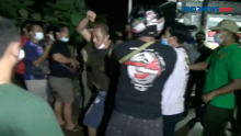 Pemilik Kafe di Tuban Serang Petugas Saat Razia Prokes
