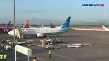 Garuda Indonesia Terpaksa Return to Base, Sempat Mengudara 42 Menit