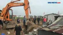 Ricuh Pembongkaran Ratusan Rumah Kampung Cebolok, Semarang