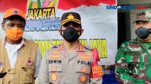Cegah Klaster Covid-19, TNI-Polri Gelar Swab Antigen untuk Korban Banjir di Cipinang Melayu