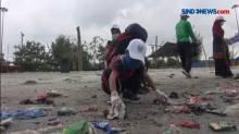 Aksi Siswa Bersih-Bersih Pantai di Hari Peduli Sampah Nasional