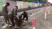 ODGJ Mengamuk di Probolinggo, Dua Warga Terluka