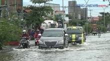 Hujan di Semarang, Kaligawe Kembali Terendam Banjir