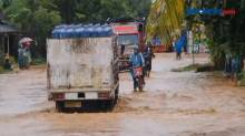 Jalan Sepanjang 6 Km Terendam Banjir
