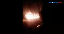 Kebakaran Rumah di Kabupaten Nias, Seorang Anak Tewas