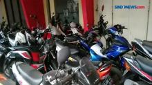 Puluhan Motor Diduga Hasil Kejahatan Diamankan dari Rumah Kosong
