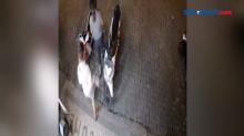 Terekam CCTV Pelaku Jambret Di Medan Ditangkap Polisi