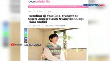 Ryeowook Super Junior Menyanyikan Lagu Indonesia