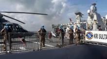 Panglima TNI Melepas Satgas Maritim TNI Konga XXVIII-M Melaksanakan Tugas Mulia