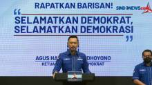 Ketum Demokrat AHY:KLB Medan Ilegal dan Inkonstitusional