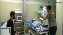 Kesal Tidak Memberi Uang , Dua Anak Di Palembang Disiram Air Keras