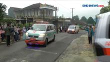 Jenazah Korban Kecelakaan Sumedang Mulai Berdatangan, Keluarga Histeris
