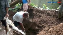 Keluarga Korban Tewas Kecelakaan di Wado Sumedang Siapkan Liang Lahat