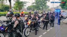 Jelang Sidang Rizieq Shihab, Anggota TNI Polri Disiagakan