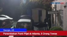 Penembakan Panti Pijat di Atlanta, 8 Orang Tewas
