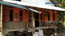 Tanah Bergerak, Ratusan Rumah Warga Rusak Parah