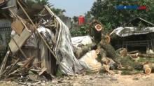 Angin Puting Beliung Terjang Depok, 74 Rumah Rusak