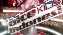 Sempat Tidak Lolos The Voice Kids Indonesia, Gita dan Zibran Dapat Kesempatan Kedua