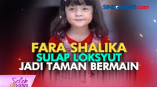 Jadwal Syuting yang Padat, Fara Shakila Tetap Menyempatkan Belajar